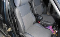 Чехлы на авто ВАЗ 2110 (авточехлы на сиденья Лада 2110)