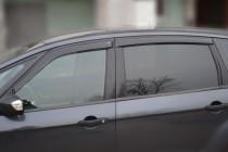 Ветровики Форд S-Max 1 (дефлекторы окон Ford S-Max 1)
