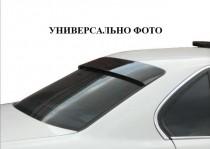 Спойлер на стекло БМВ Е32 серия 7 (спойлер на заднее стекло BMW E32)