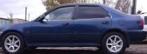 Ветровики Хонда Цивик 5 седан (дефлекторы окон Honda Civic 5)
