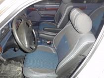 Чехлы БМВ 5 Е34 в салон автомобиля (авточехлы на сиденья BMW 5 E