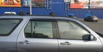 Ветровики Хонда СРВ 2 (дефлекторы окон Honda CR-V 2)