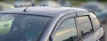 Ветровики Хонда ФРВ (дефлекторы окон Honda FR-V)