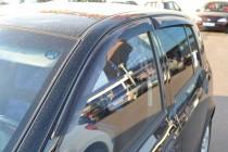 Ветровики Хендай Гетц (дефлекторы окон Hyundai Getz 5d)