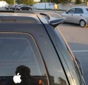 Спойлер на Субару Форестер 1 (спойлер задней двери Subaru Forester 1 козырек)
