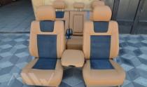 Автомобильные чехлы Тойота Ленд Крузер 100 (чехлы Toyota Land Cruiser 100)