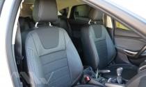 Чехлы в салон Форд Фокус 3 (чехлы на Ford Focus 3)