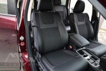 Чехлы в салон Хонда СРВ 4 (чехлы на Honda CR-V 4)