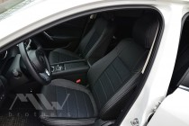 Чехлы в салон Мазда 6 3 (чехлы на Mazda 6 III)