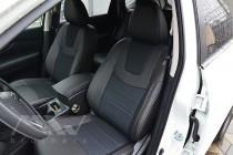 Чехлы в салон Ниссан Х-Трейл Т32 (чехлы на Nissan X-Trail 3 T32)