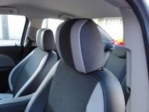 Чехлы в салон Шевроле Авео Т300 седан (авточехлы на сиденья Chev