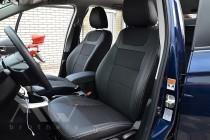Чехлы в салон Сузуки SX4 2 (чехлы на Suzuki SX4 2)