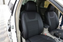 Чехлы в салон Тойота Королла 10 (чехлы на Toyota Corolla X)