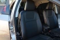 Чехлы в салон Тойота Королла 11 (чехлы на Toyota Corolla XI)