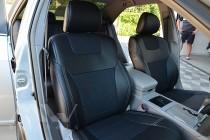 Чехлы в салон Тойота Камри 40 (чехлы на Toyota Camry V40)