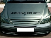 Aom Tuning Решетка радиатора Мерседес Виано (решетка Mercedes-Benz Vito 639)