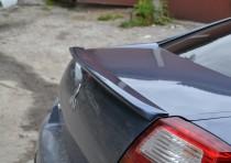 Лип спойлер Митсубиси Галант 9 дорестайл (спойлер на Mitsubishi Galant 9 с 2003-2006 г.в))