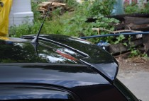 Спойлер Опель Астра Н (задний спойлер Opel Astra H на заднюю дверь)