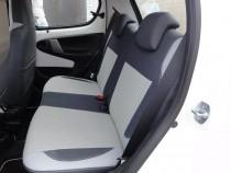 Чехлы в салон Ситроен С1 (авточехлы на сиденья для Citroen C1)