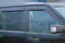 Ветровики Ленд Ровер Дискавери 3 (дефлекторы окон Land Rover Discovery 3)