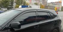 Ветровики Лексус РХ 2 (дефлекторы окон Lexus RX 2)