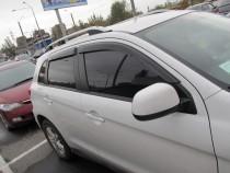 Ветровики Митсубиси АСХ (дефлекторы окон Mitsubishi ASX)