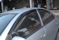 Ветровики Nissan Almera Classic N17 (дефлекторы окон )