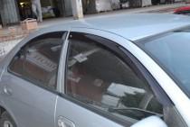 Ветровики для авто Nissan Almera Classic N17 (дефлекторы окон )