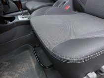 Чехлы в салон Дэу Гентра (авточехлы на сиденья Daewoo Gentra куп