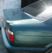 Фирменный спойлер на багажник Bmw E34 5 серии