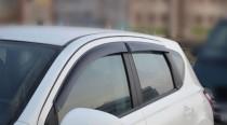 Ветровики Ниссан Кашкай 1 (дефлекторы окон Nissan Qashqai 1)