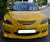 Оригинальная тюнинг решетка Mazda 3 Hatchback производителя Aom