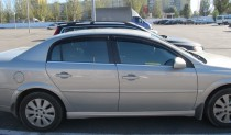 Ветровики Опель Вектра С (дефлекторы окон Opel Vectra C)