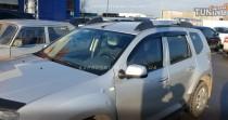 дефлекторы окон Рено Дастер (Renault Duster)