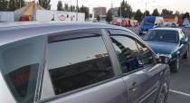 Ветровики для авто Renault Scenic 2 (дефлекторы окон )