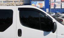 Ветровики Renault Trafic 2 (дефлекторы окон )