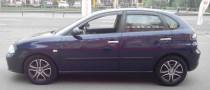 Ветровики Сеат Ибица 4 (дефлекторы окон Seat Ibiza 4)