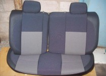купить Чехлы для автомобиля Джили МК (авточехлы на сиденья Geely
