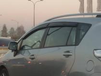 Ветровики Тойота Версо 3 (дефлекторы окон Toyota Verso 3)