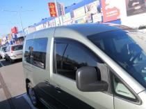Ветровики Фольксваген Кадди 3 (дефлекторы окон Volkswagen Caddy 3)