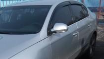 Ветровики Фольксваген Пассат Б6 (дефлекторы окон Volkswagen Passat B6)