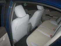 Чехлы для авто Хонда Сивик Нью (заказать авточехлы на сиденья Ho