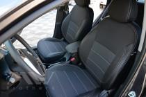 Чехлы Хендай Акцент 4 седан (авточехлы на сиденья Hyundai Accent 4 sedan)