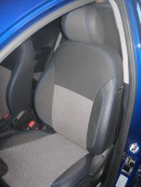 Чехлы MW Brothers Чехлы Хендай Акцент 4 седан (авточехлы на сиденья Hyundai Accent 4 sedan)