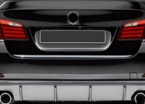 Хромированная кромка багажника БМВ 3 Ф30 (хром нижняя кромка крышки багажника BMW 3 F30)
