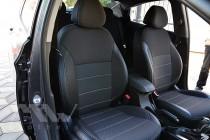 Чехлы MW Brothers Чехлы Хендай Акцент 4 хэтчбек (авточехлы на сиденья Hyundai Accent 4 hatchback)