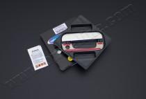 Хром ручки двери багажника Ситроен Берлинго 1 (хромированные дверные ручки на багажник Citroen Berlingo 1)