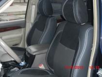 Чехлы Тойота Ленд Крузер Прадо 120 (авточехлы на сиденья Toyota Land Cruiser Prado 120)