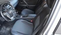 купить Чехлы Тойота Авенсис 3 (заказать авточехлы на сиденья Toy
