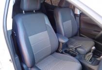 Чехлы Тойота Королла Е170 (авточехлы на сиденья Toyota Corolla E170)